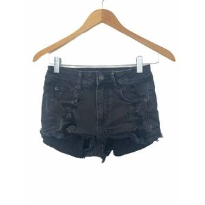 American Eagle Outfitters Distressed Shorts Size 2